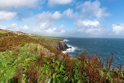 View along Slea Head Dr.