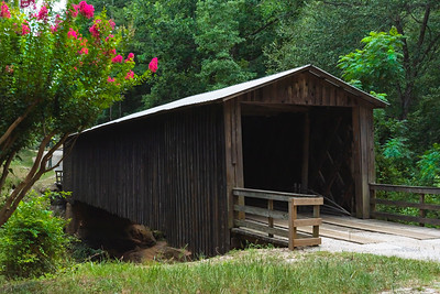 Covered Bridge - Elders Mill