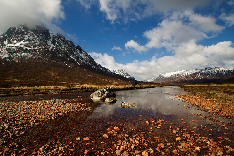 Glencoe. Accepted in the Local Newspaper.