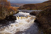Waterfall near Lochinver. Pic in the Local Newspaper.