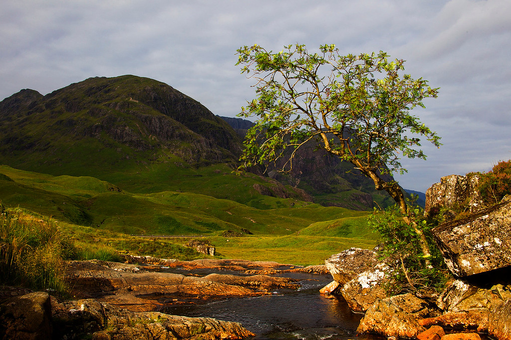 New Pictures of Landscapes of Scotland.