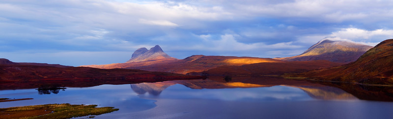 Suilven, Assynt, Scotland. John Chapman.