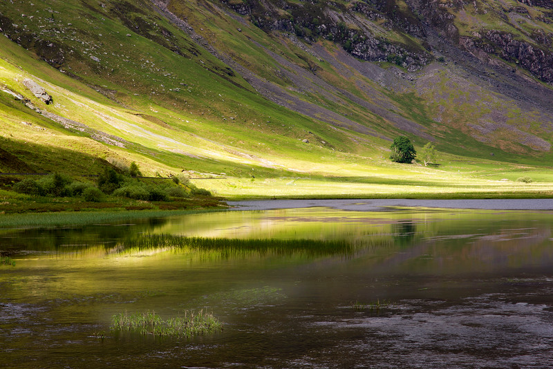 Glencoe Reflection. John Chapman
