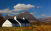 Black Rock cottage. Glencoe.