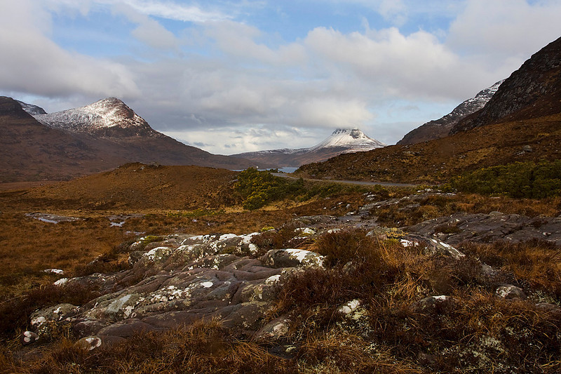 Coigach and Stac Polly.