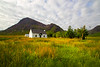 Cottage at Buachaille Etive Mor.