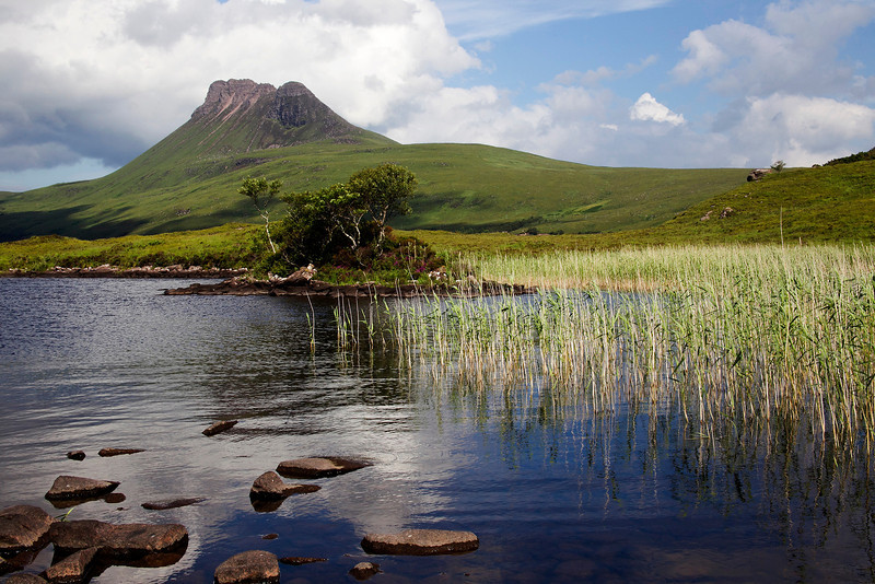 Stac Polly. Assynt. Sutherland.