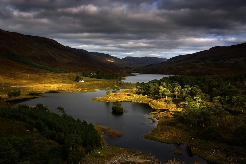 Glen Cannich. Scotland.