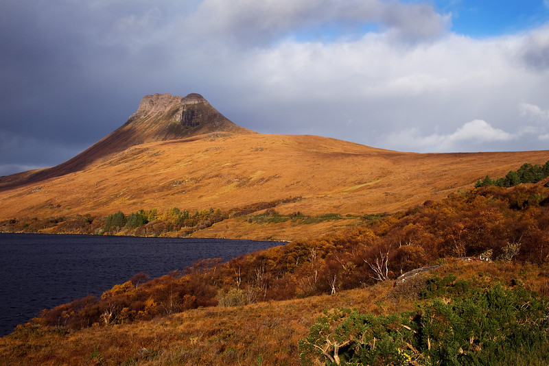 Stac Polly. Sutherland.