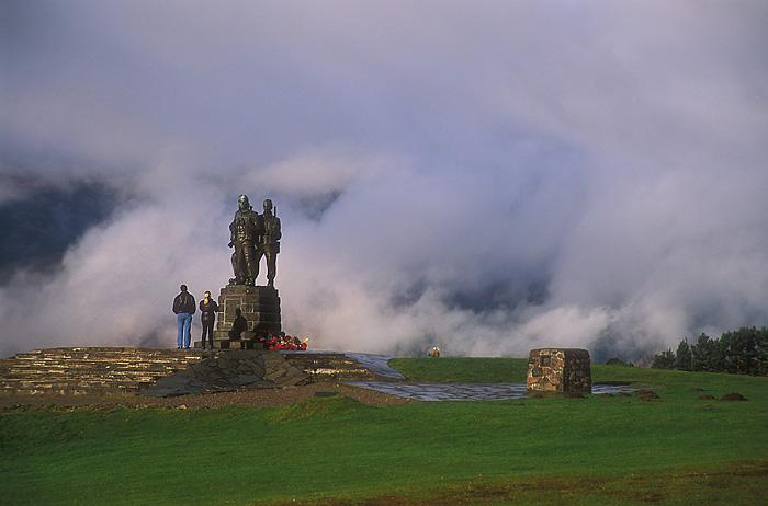 Spean Bridge War Memorial.