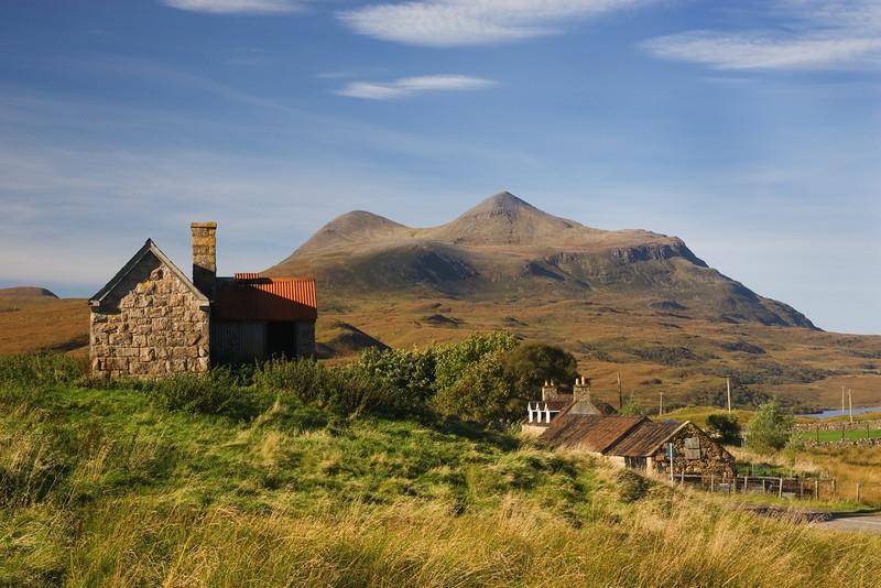Culmor. N.W.Scotland