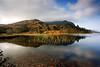 A Lochan near loch Maree. West coast of Scotland.