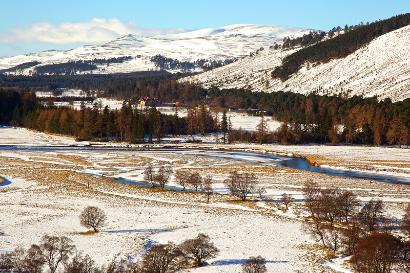 Mar Lodge, Braemar. John Chapman.