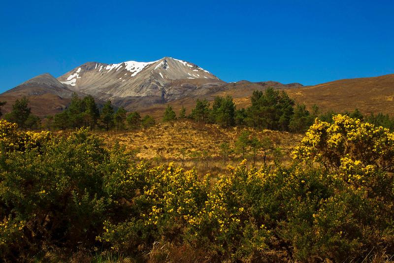 The Mountain of Liath. Torridon. John Chapman.