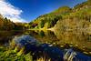 Lochan Dunkeld Perthshire.