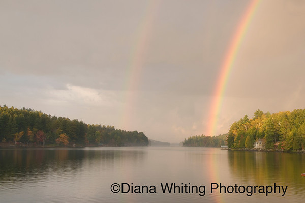 Long Lake Rainbow