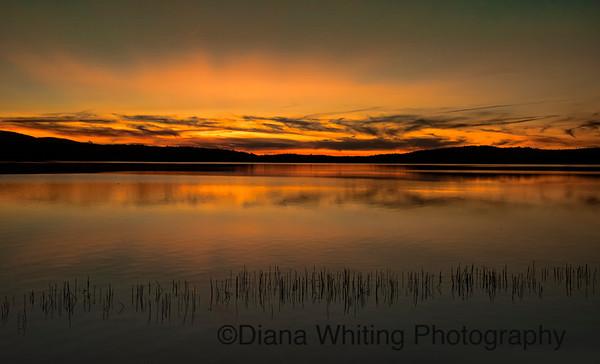 Tupper Lake Sunset