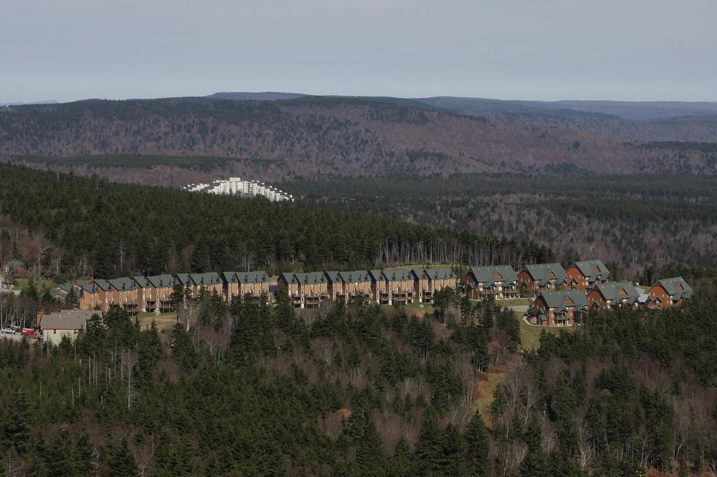 Snowshoe Ski Resort; Top of the World