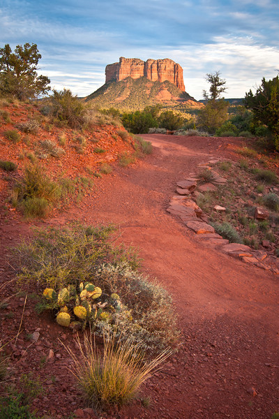 """Shortcut to Red Rocks"" - Arizona, Sedona   Recommended Print sizes*:  4x6  
