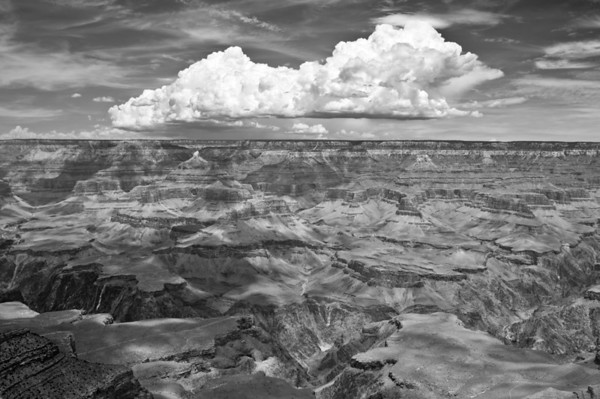 """""""Inner Ansel"""" - Arizona, Grand Canyon National Park   Recommended Print sizes*:  4x6  