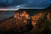 Cliffs Made of Light