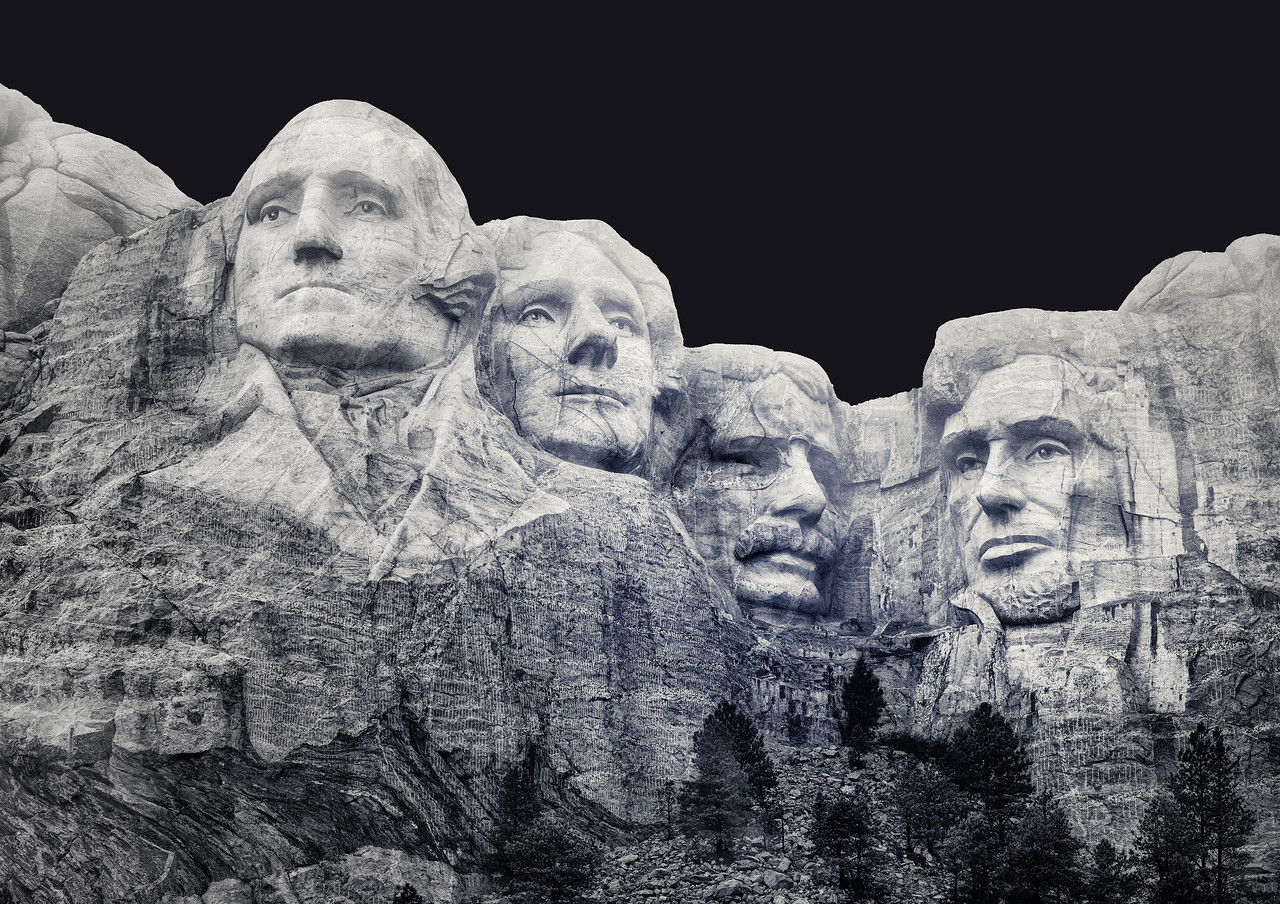Mt. Rushmore National Memorial