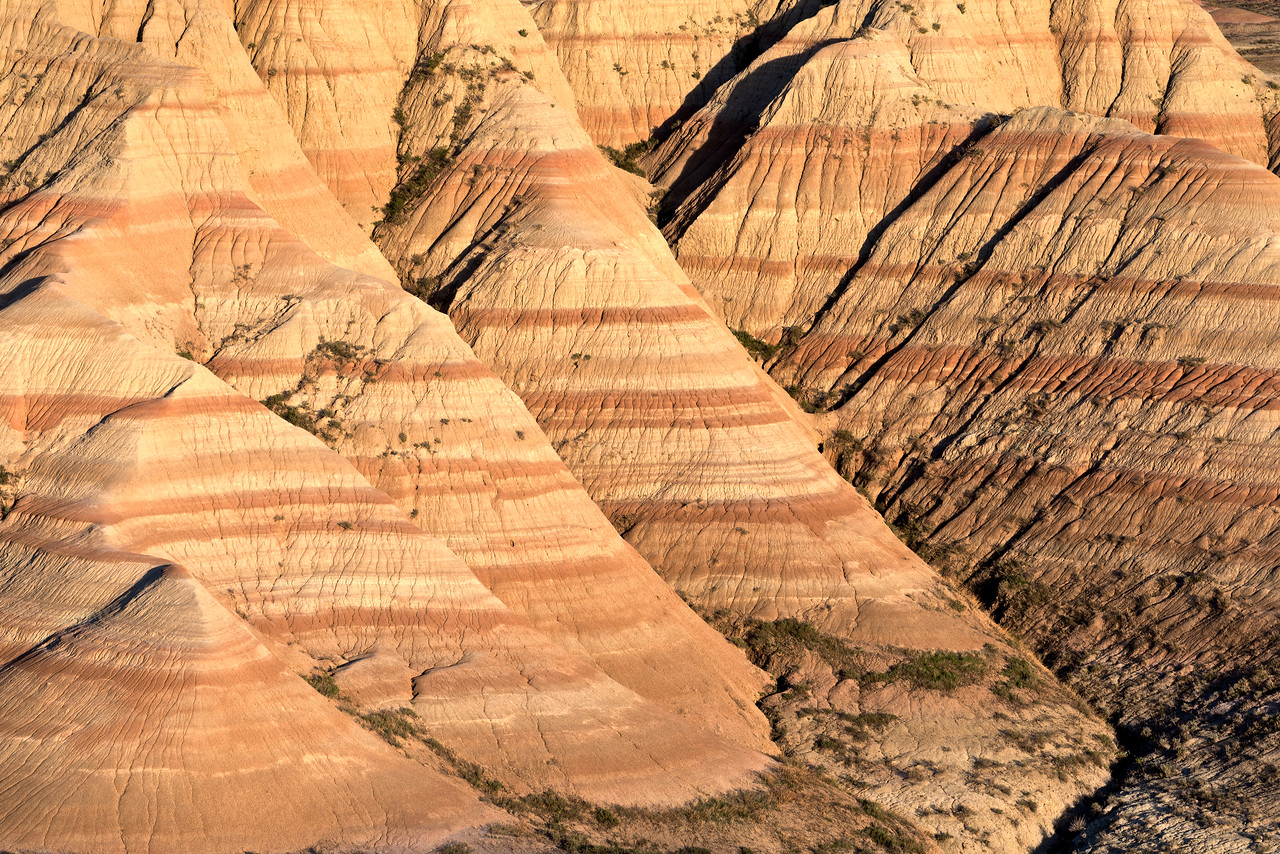 Turrets in the Badlands