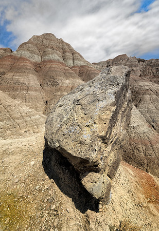 Angles in the Badlands