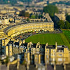 The Royal Crescent, Bath, Somerset