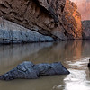 End of Day in Santa Elena Canyon