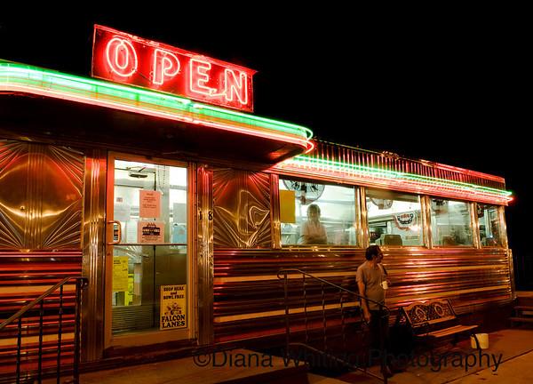 Hunter's Diner Auburn NY