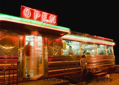 Hunter Diner Auburn, NY