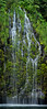 """Mossbrae Panorama""  A panorama of Mossbrae Falls, Dunsmuir, California, Mt. Shasta area.  Available in custom sizes, contact me for more info."