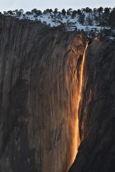 """Horsetail Falls"""