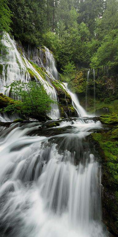 """""""Panther Creek Panorama"""""""