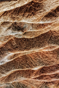 Bronze, 20 Mule Team Canyon abstract.