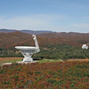 Greenbank Telescope; Greenbank, WV World largest fully steerable radio telescopes.