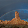 Valley of the Gods, Double Rainbow
