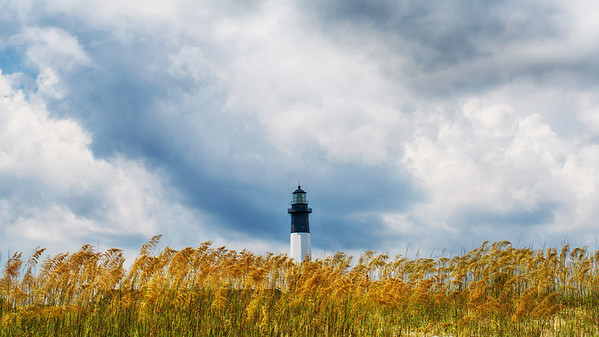"""""""Lighting Tybee"""" - Tybee Island, Georgia   Recommended Print sizes*:  4x8      5x10     8x16     10x20     12x24     20x40  *When ordering other sizes make sure to adjust the cropping at checkout*  © JP Diroll 2013"""