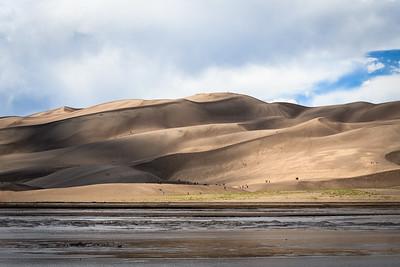 Shadows on High Dune