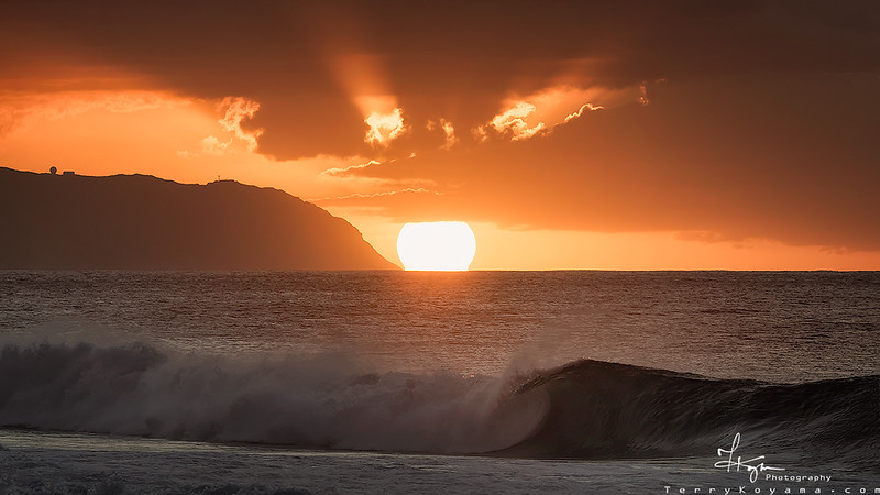 The Melting Sun