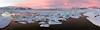 """""""Iceberg Lagoon Panorama"""""""