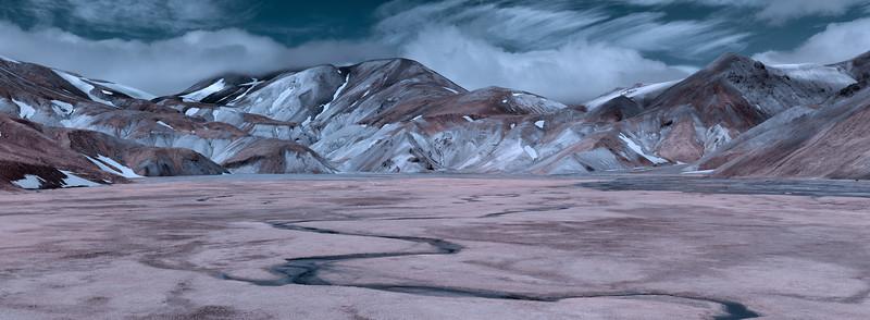 """Infrared Iceland"""