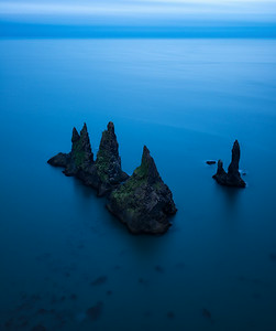 Sea Stacks, Vík í Mýrdalur, Iceland