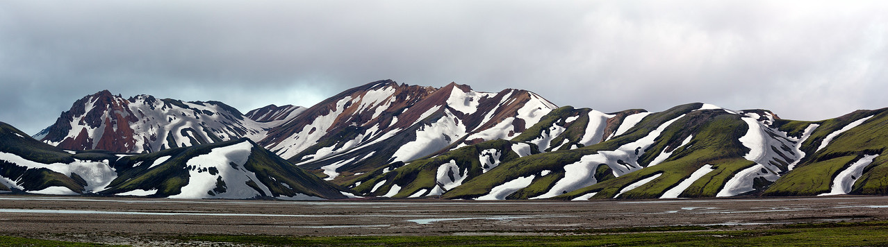 """""""The Painted Mountains"""""""