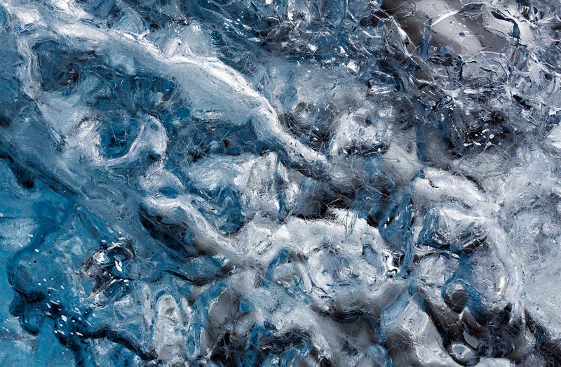 """Iceberg Abstract #2"""