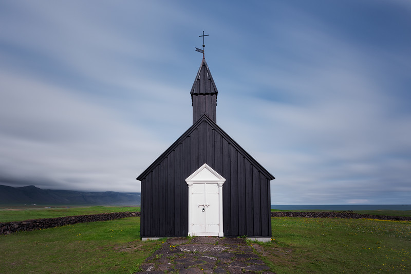 """The Black Church"""