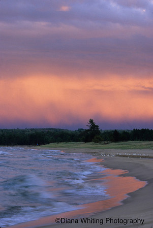 After the Storm Lake Superior