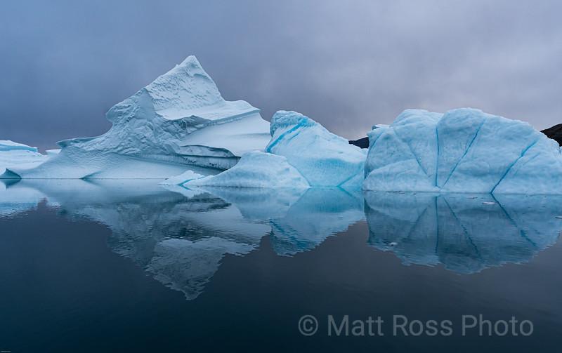 GREENLAND ICEBERGS, V