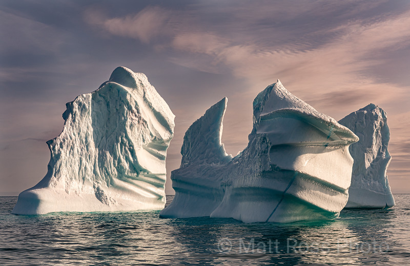 GREENLAND ICEBERGS I